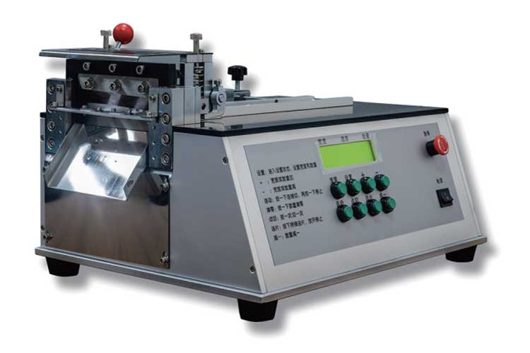 lateral flow cutting apparatus-LFST003